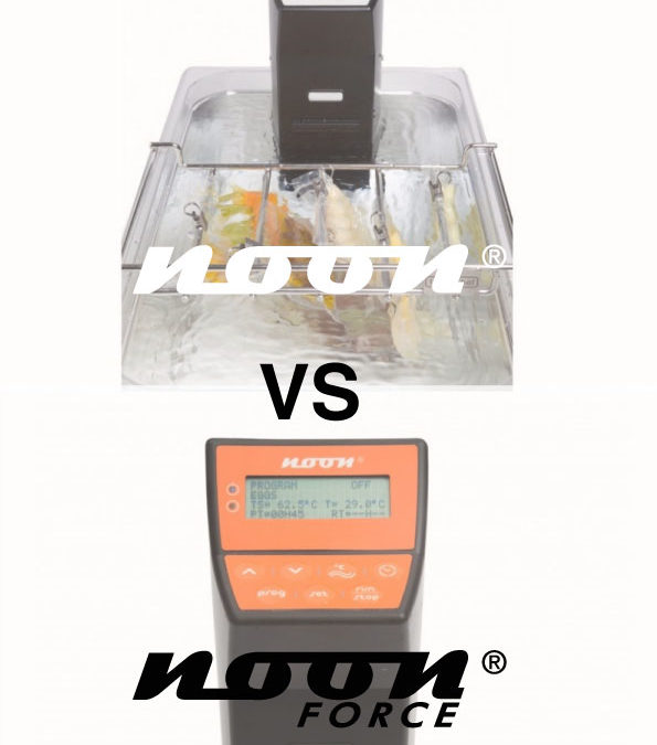 comparación entre Noon y Noon Force
