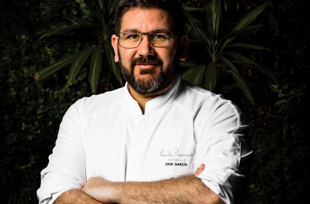 Dani Garcia, el nuevo cocinero con tres estrellas Michelin de España