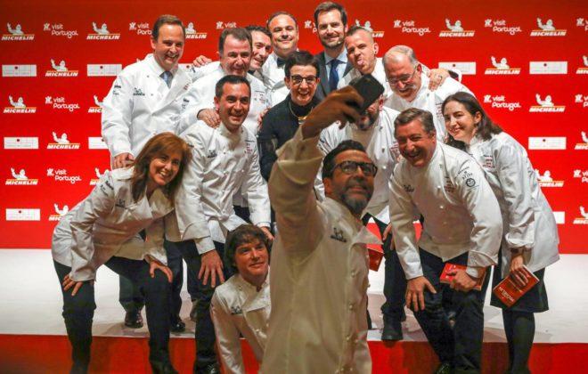 ganadores estrellas Michelin 2019