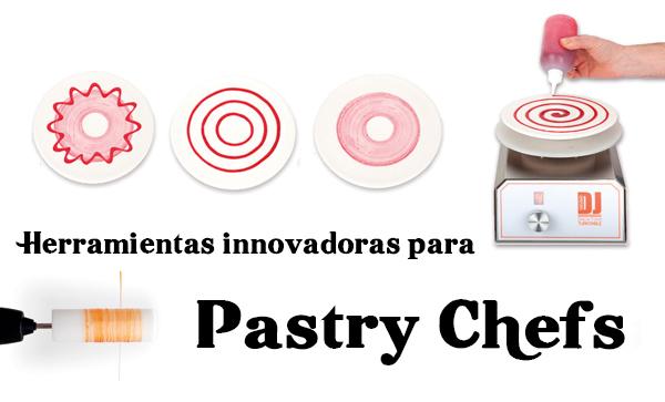 herramientas para pastelería
