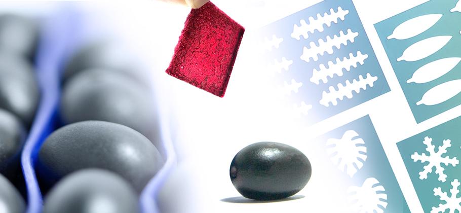 Molde personalizado realizado con la silicona líquida Oh!Mold')