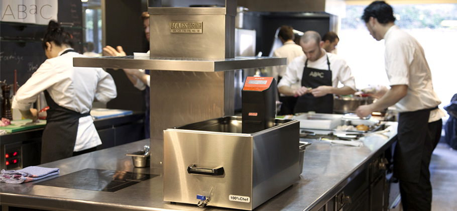Sous Vide Cooking meat with Noon Force and Click-it System ')