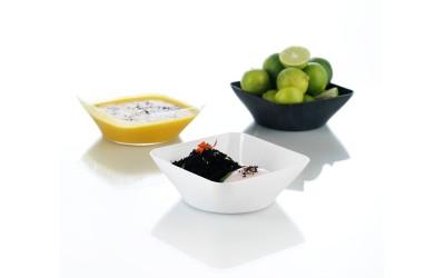 """Assiette creuse """"gamme hola"""" x 80 pc"""