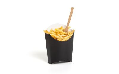 Cajita Patatas Negra