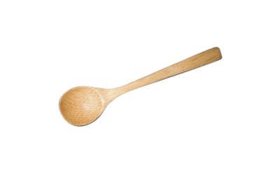 Cuillère en bambou x 10 pc