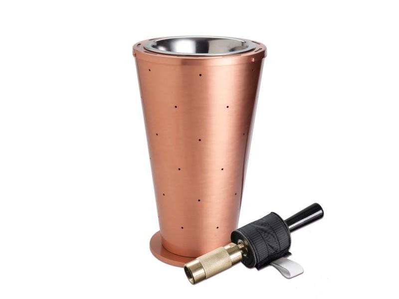 Escarchador de copas CoolBar 2 Cobre