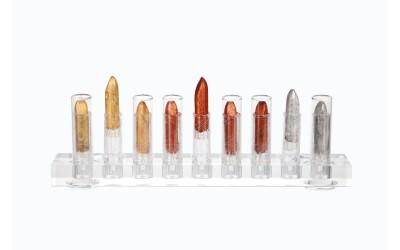 Support pour rouge àlèvres gamme Deli