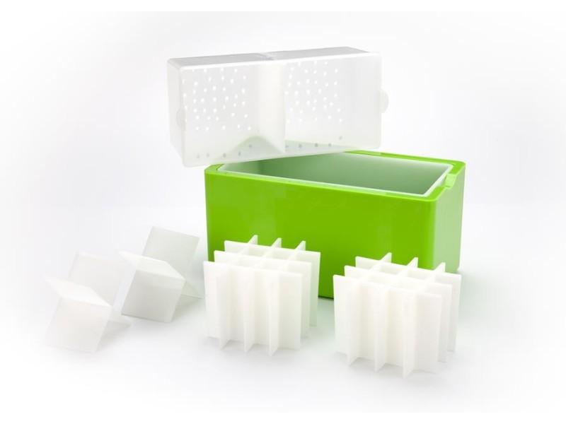 Moule à glaçons cube