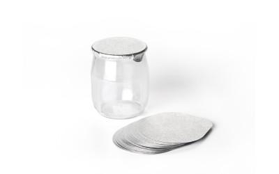 Opercules pour pots de yaourt XS