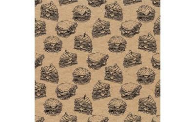 Papel Sandwich Kraft