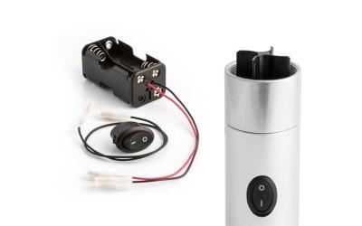 Pièces détachées électriques pour SuperAladin et Aladin 007 avec interrupteur frontal