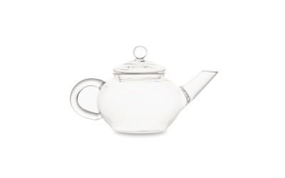 Mini Teekanne Borosilikatglas