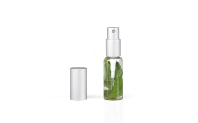 Mini-Spray Flakon mit Deckel (wiederbefüllbar)
