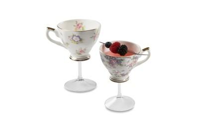 Viktorianischer Cocktail Cup