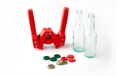 Kronkorken Zange zum Verschließen von Flaschen