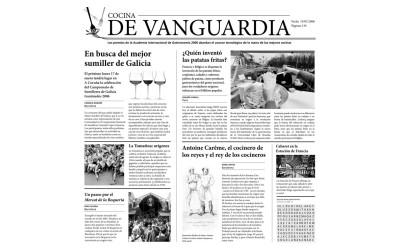 Burgerpapier im Zeitungsstil (500 Stück)