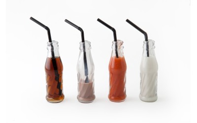 Mini Cola Flasche
