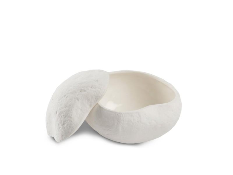 Porzellan Suppe Rock Bowl