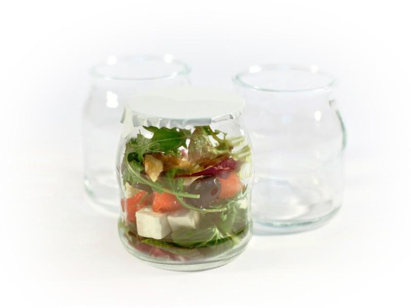 Joghurt Glas 400 ml