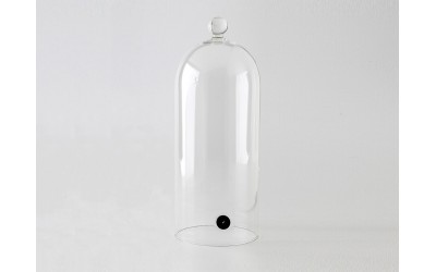 Long Drink Räucherglocke (Ø13x30cm) 2 Stück