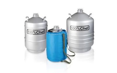 Stickstoff Tank