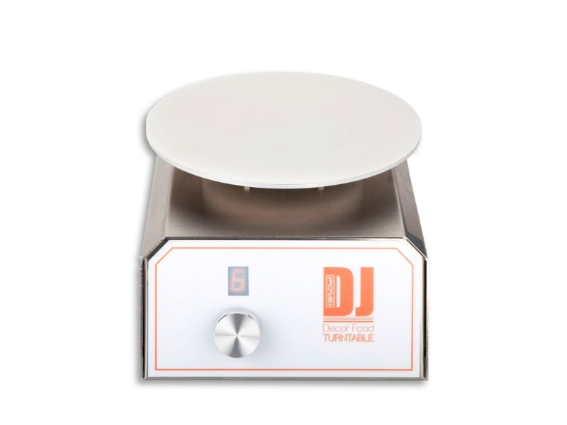 DJ Food Decor Turn Table