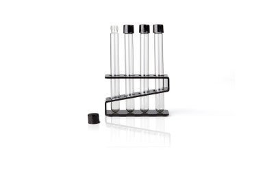 Reagenzglas mit Schraubverschluss