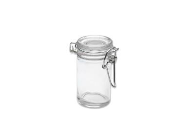 Mini Einmachglas hoch