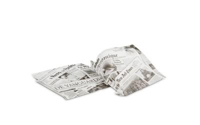 Kebab paper bag