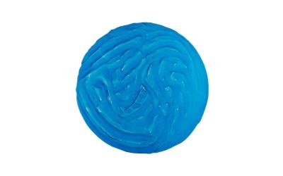 Blaue Glasteller Caribbean Ø 29 cm