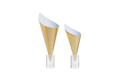 Gold Cones XS