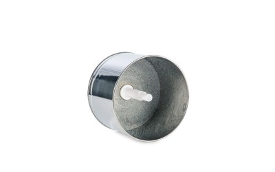 Stainless Steel Drum Twin Stones