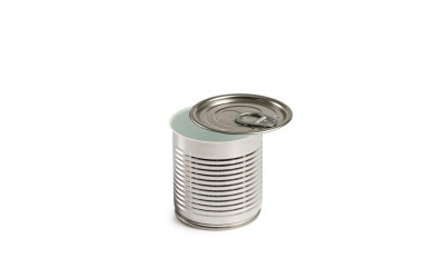 Mini Round Tin Can with lid 100 pcs
